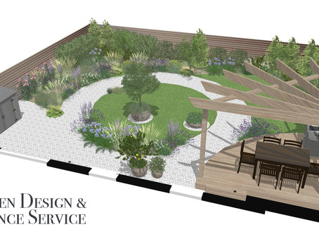 GARDEN DESIGN & MAINTENANCE SERVICE