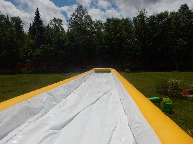 Longest slipe and slide 54