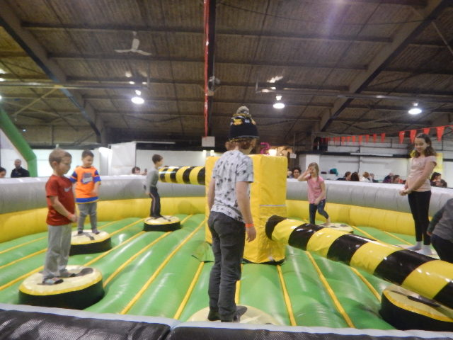 Wipeout for 8 players