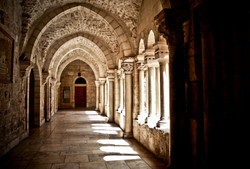 Cloister of The Nativity