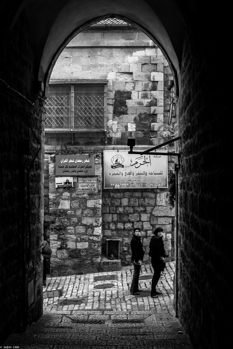 Christmas in Bethlehem and Jerusalem 289