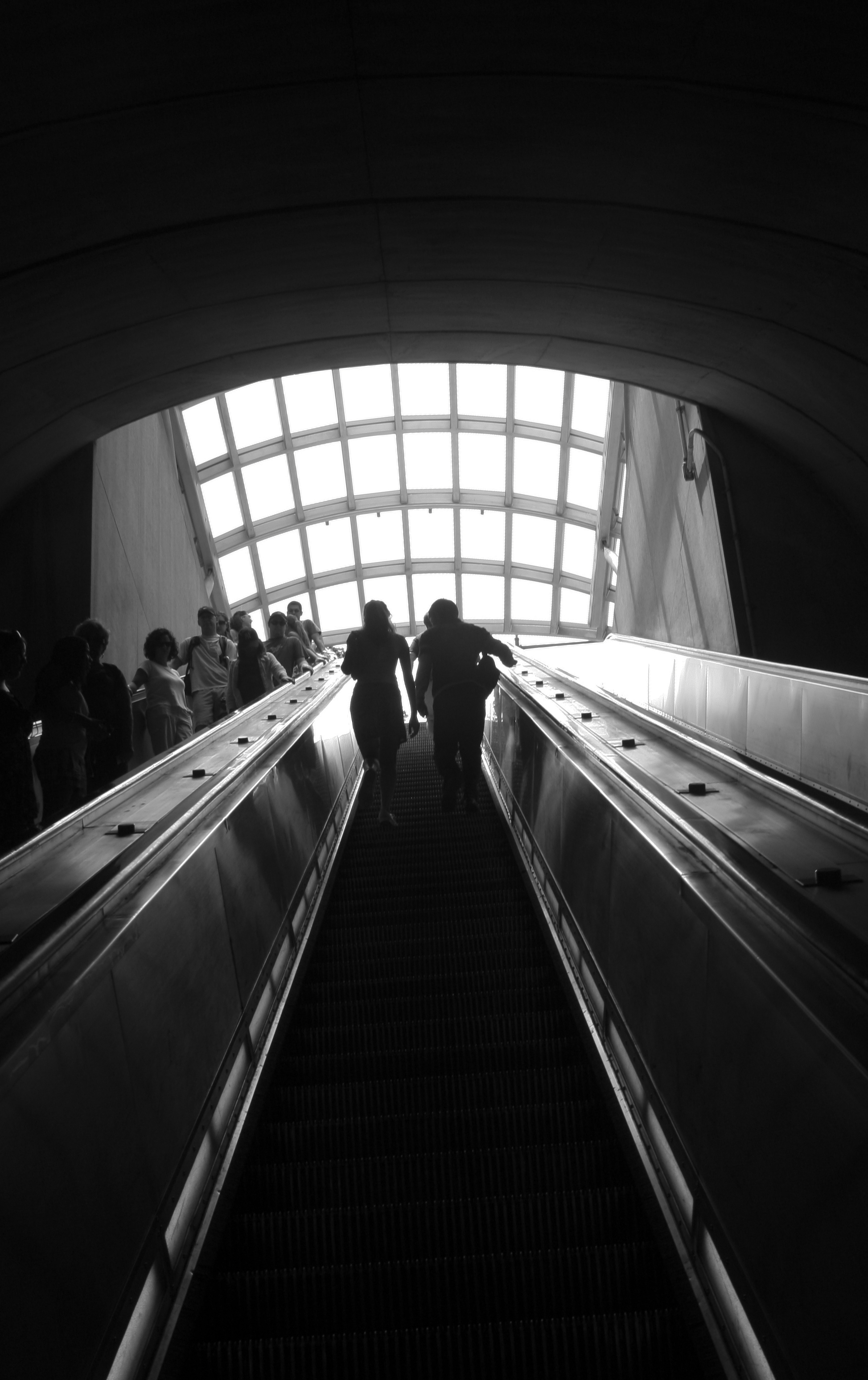 I'll bet heaven's got an escalator.jpg
