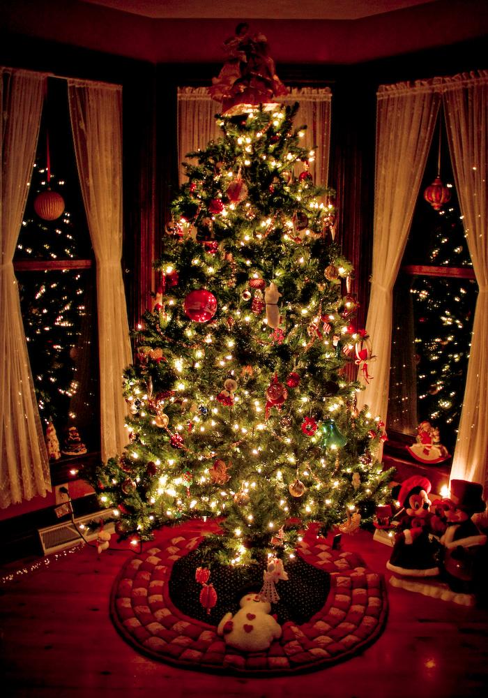 The Wisconsin Christmas Tree
