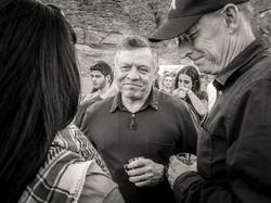 HM King Abdullah II of Jordan