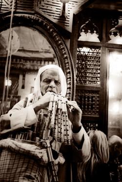 Cairo Street market Whistler Blower Symphony