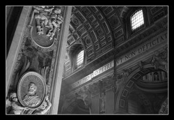 The Light of St. Peter's