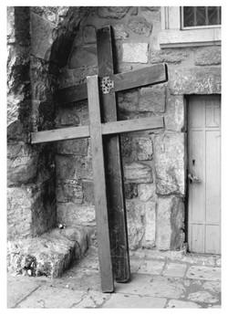 The Pieta of The Sepulcher, Jerusalem