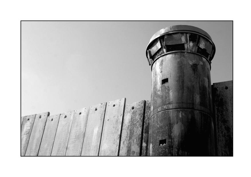 The Black Tower of Bethlehem