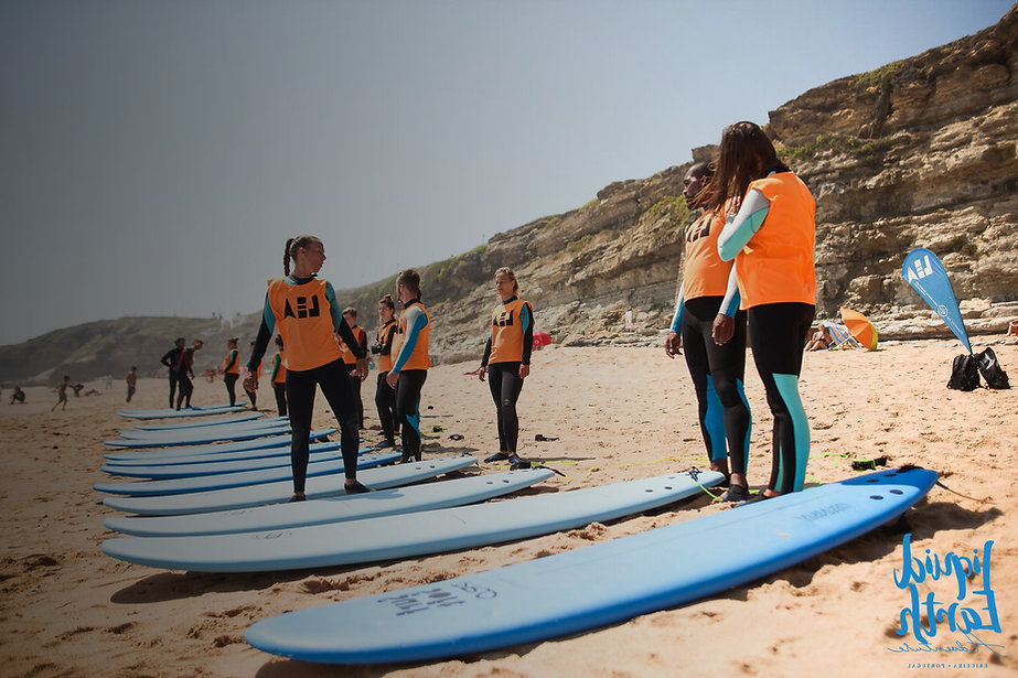 Book a surf lesson!