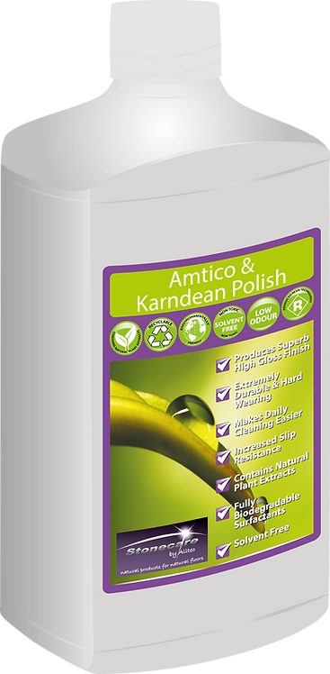 Polish for Amtico and Karndean Type Floors