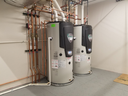 Commercial Water Heater-Daycare