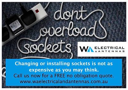 extra sockets rockingham