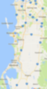 WA Electrical and Antennas service area