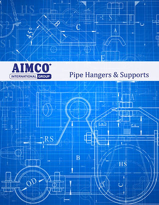 Pipe Hangers & Supports line