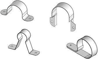 CPVC CLAMPS