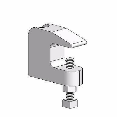 Stainless Steel Small Mouth Beam Clamp