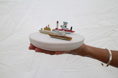 09 - 小船 (sold out)