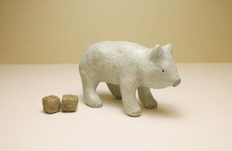 10 hand-made wombat - hkd $220