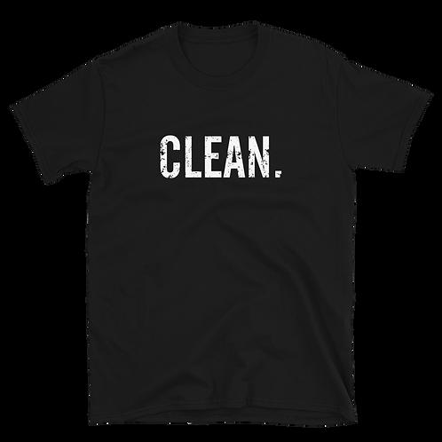 CLEAN. TEE