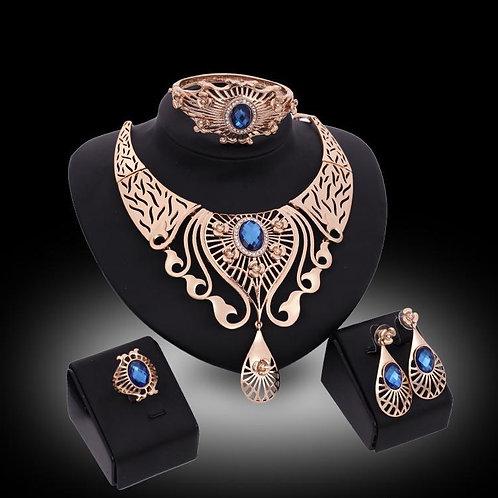 Egyptian Goddess Necklace Set