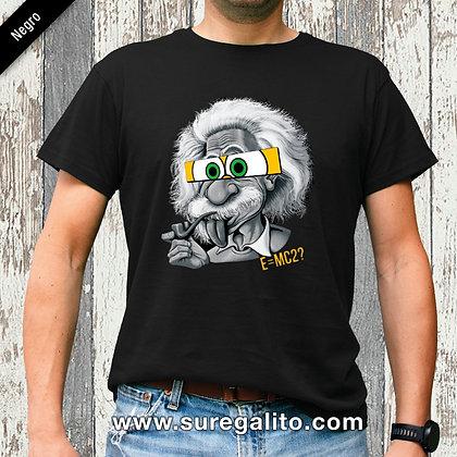 Camiseta unisex   Einstein E=MC2?