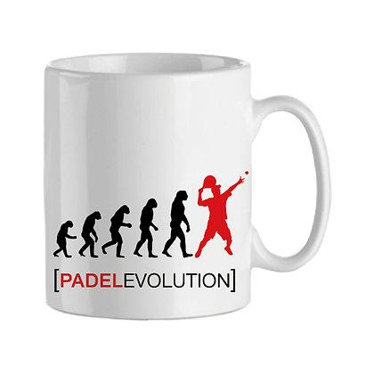 Taza | Pádel evolution (man)