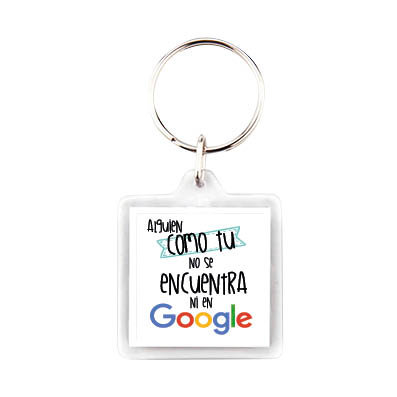 Llavero   Como google