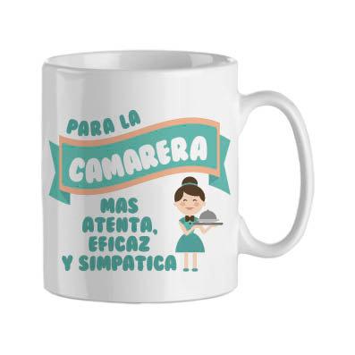 Taza | Camarera