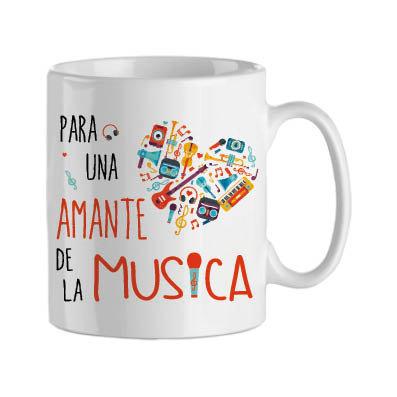 Taza | Amante de música