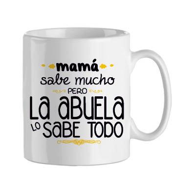 Taza | Mamá sabe