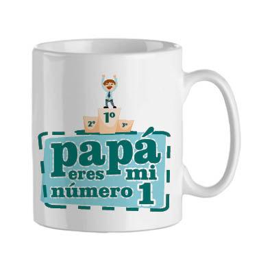 Taza   Papá numero 1