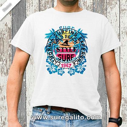 Camiseta unisex | California Surfing Experience