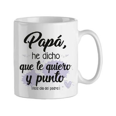 Taza | Papá he dicho