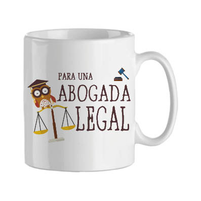Taza | Abogada