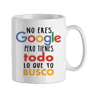 Taza | No eres google