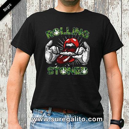 Camiseta unisex | Rolling Stoned