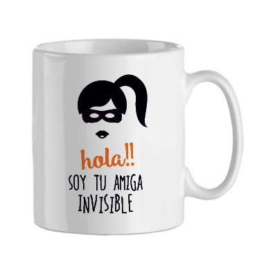 Taza | Amiga invisible