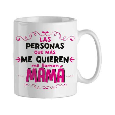 Taza | Me llaman mamá