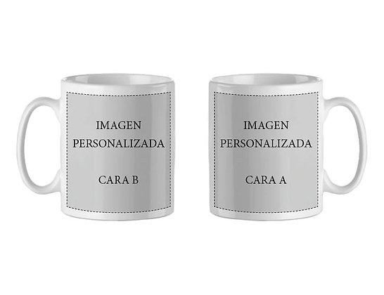 Taza | Imagen Personalizada (doble cara)