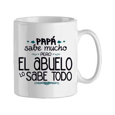 Taza | Papá sabe