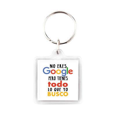 Llavero | No eres google