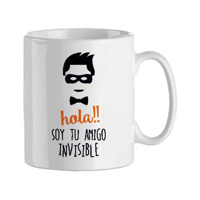 Taza | Amigo invisible