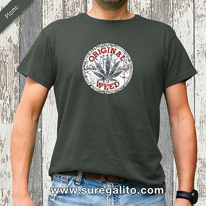 Camiseta unisex | Original Weed