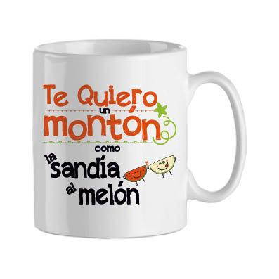Taza | Sandía melón