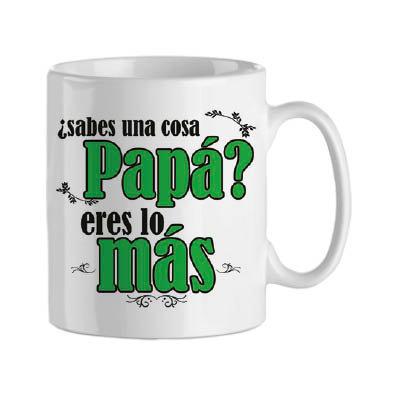 Taza | Papá lo más