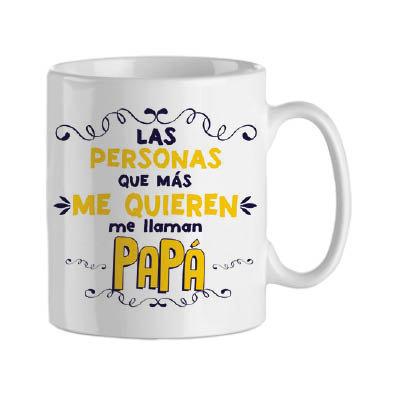 Taza | Me llaman papá