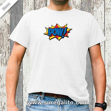Camiseta unisex | Pow