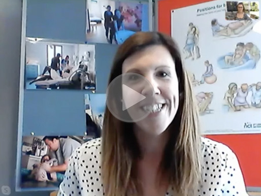 Event #34 - Live antenatal Q&A with Zerin Smith from Zerin Smith Antenatal & Baby Massage