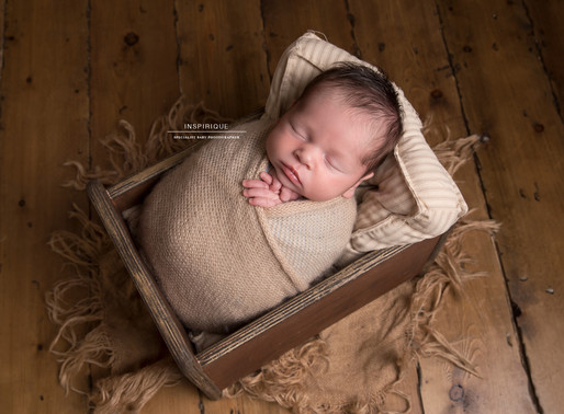 Rameen: Newborn Photoshoot