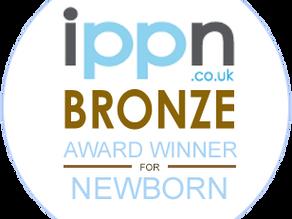 IPPN bronze newborn award